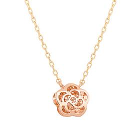 爵士14K玫瑰项链[当日出货]