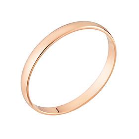 14K / 18K0.75克简单环戒指