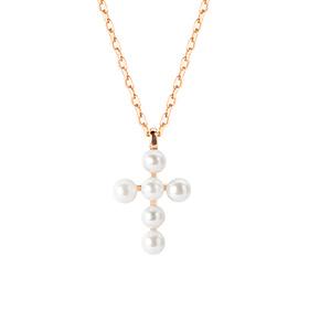 18K珍珠女士项链