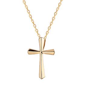 14K / 18K圣十字项链