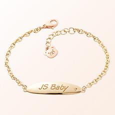 [宝宝]椭圆音量条,以防止米亚金手链