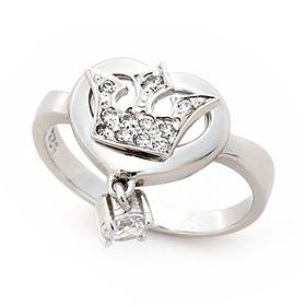 心eunae插入环的银色女王