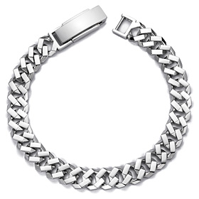 铂金[na Pt950]八达通女孩铂金手链