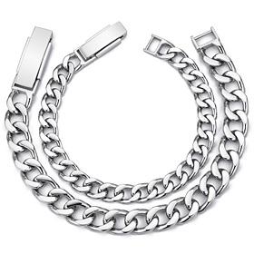 铂金[元Pt950]镀金woorei铂金手链[男,女双价格]