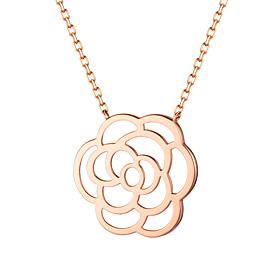 14K / 18K Lavian Rose项链